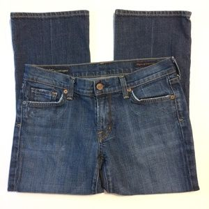 CITIZENS OF HUMANITY Cropped Jeans Womens Size 28
